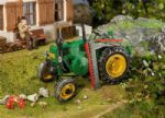 Pola 331901 Lanz Tractor with Mower Kit